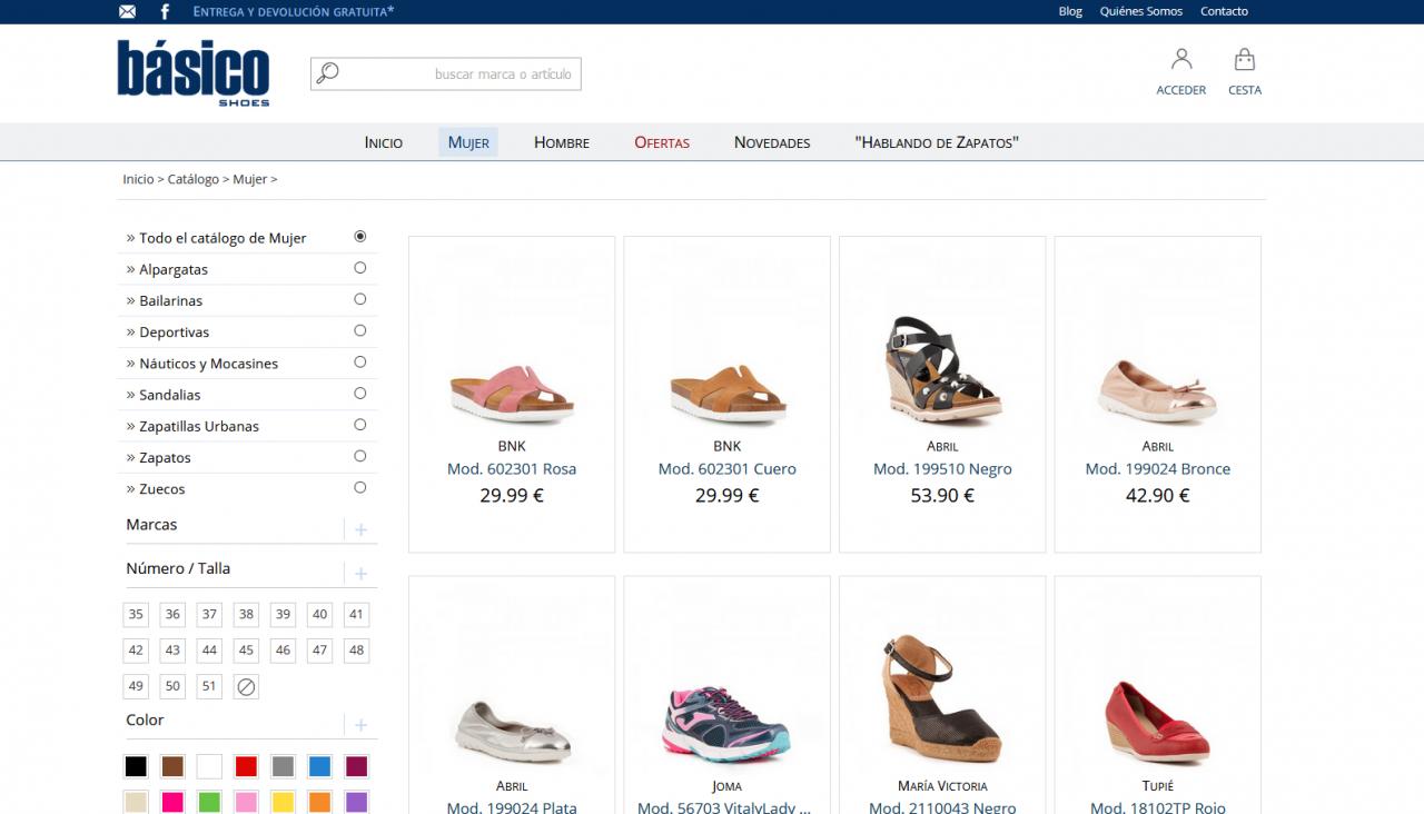 Básico Shoes